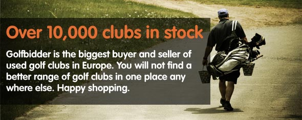 Sell golf clubs