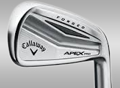Golf club - iron