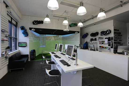 Golfbidder Showroom